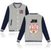 Gray 92 JIN