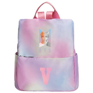 bts aesthetic backpack