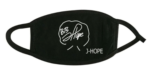 BTS face mask J-Hope