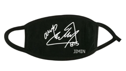 BTS face mask Jimin