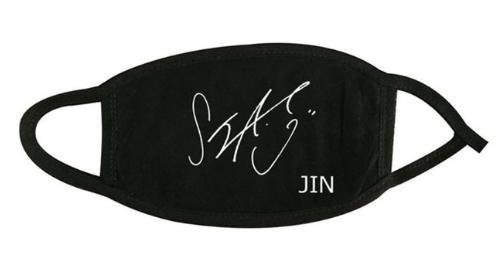 BTS face mask Jin