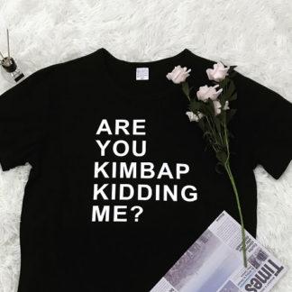 kimbap shirt