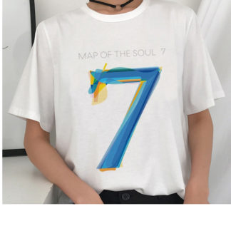 map of the soul 7 shirt