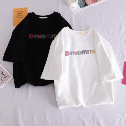 bts dynamite shirts