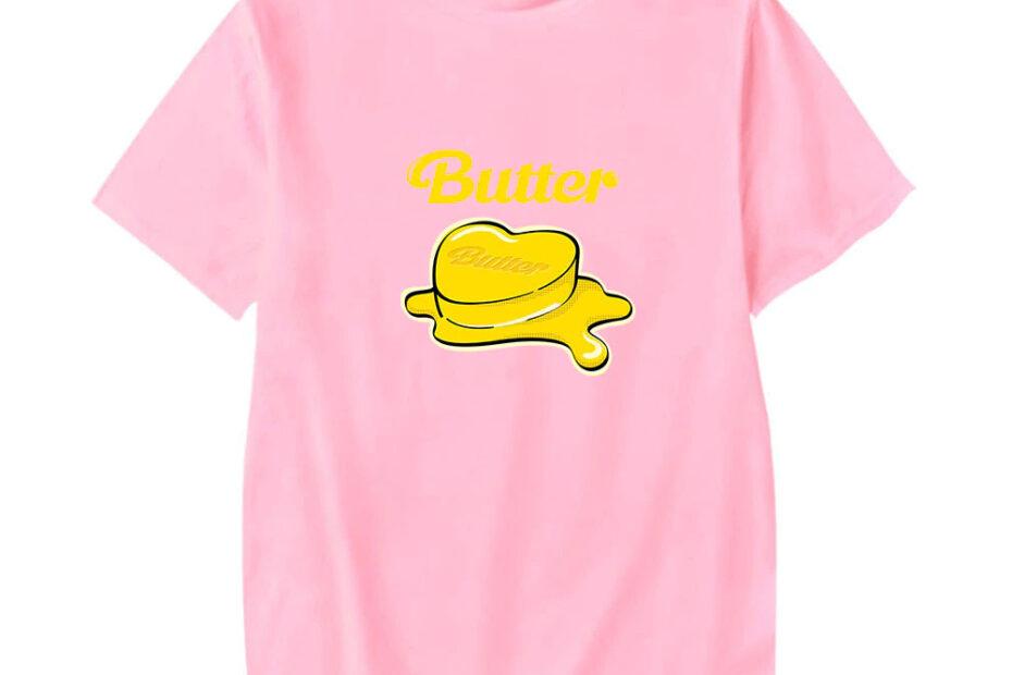 bts butter shirt